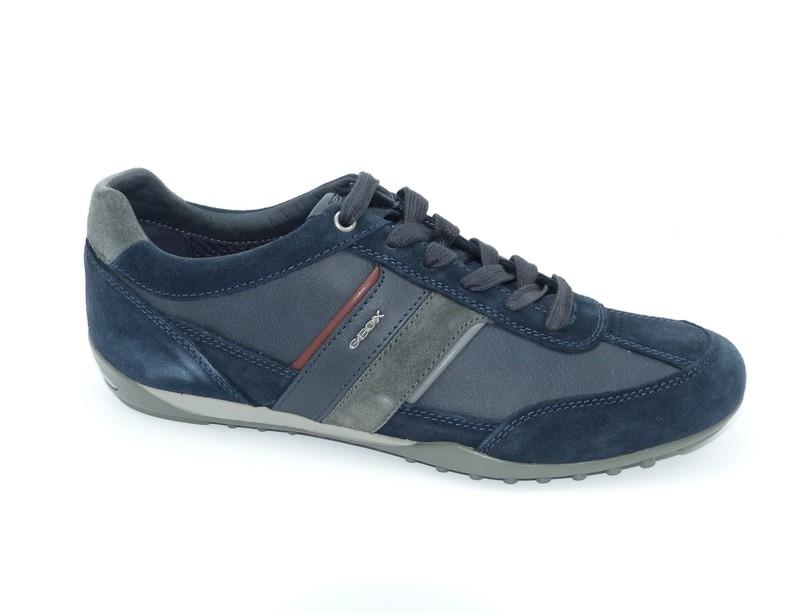 limpiar pronunciación Emigrar  Sneaker Cordones Hombre Sport Geox U52T5C Azul Marino — Vico Online